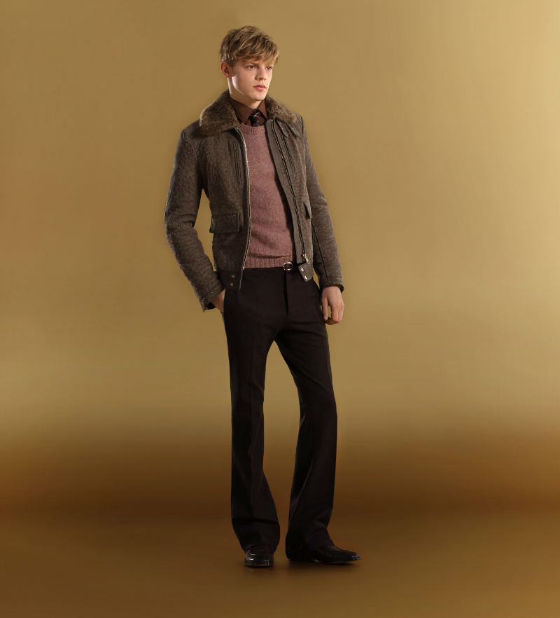 gucci7 Lenz Von Johnston for Gucci Fall 2011