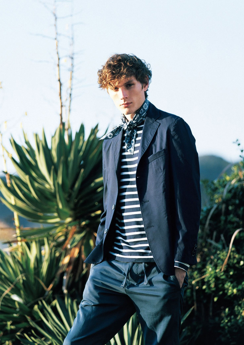 3 Aiden Andrews for Tomorrowland Spring 2011 Campaign