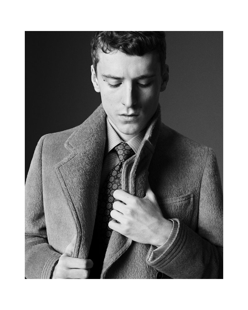 PW001444 George Barnett by Paul Wetherell for Dunhill Spring 2011
