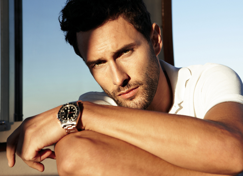 1 Noah Mills by Dean Isidro for Calzedonia Spring 2011 Campaign