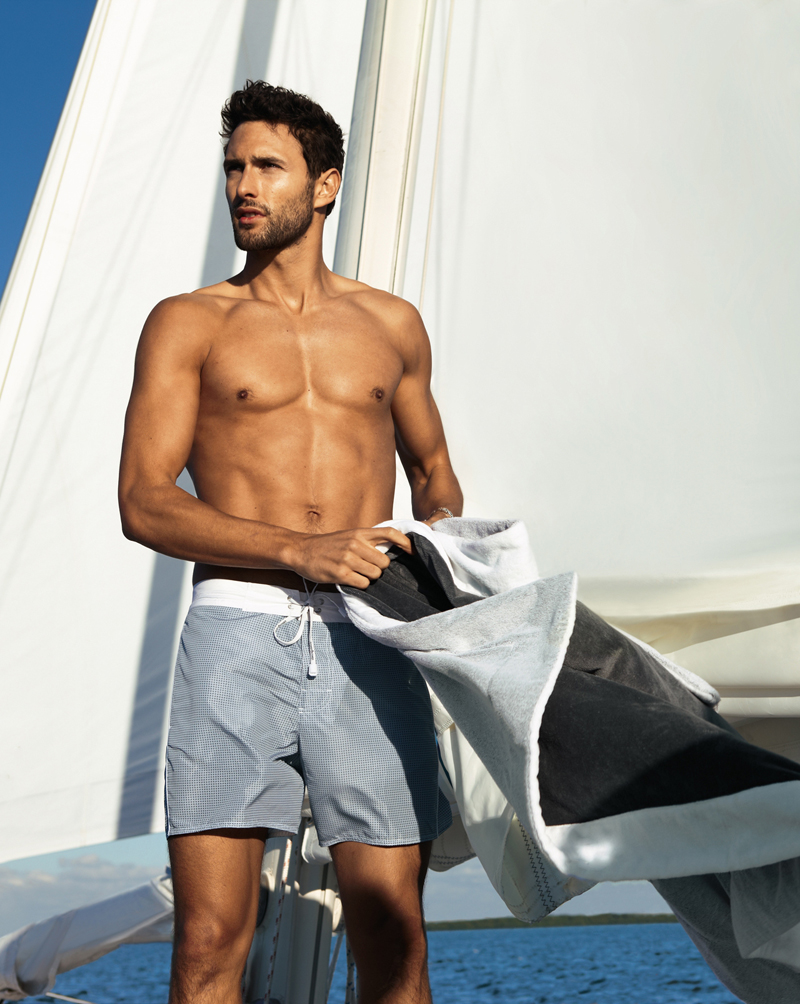 3 Noah Mills by Dean Isidro for Calzedonia Spring 2011 Campaign