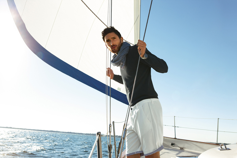 5 Noah Mills by Dean Isidro for Calzedonia Spring 2011 Campaign