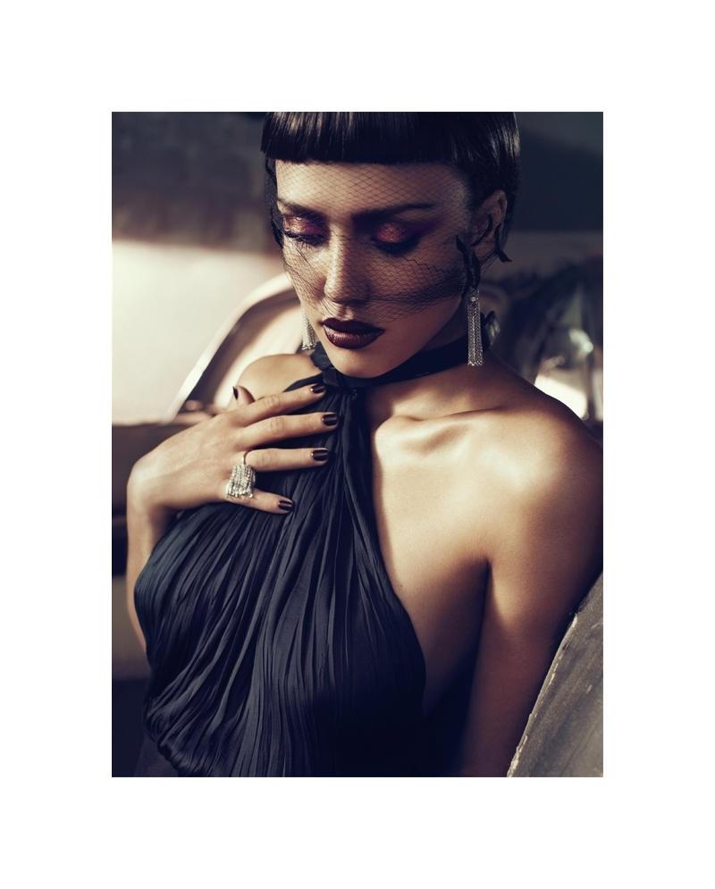 jessica alba3 Jessica Alba by Michelangelo di Battista for <em>Vogue Italia</em> April 2011