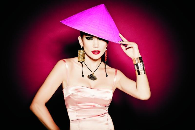 tous1 Jennifer Lopez for TOUS Spring 2011 Campaign by Ellen von Unwerth