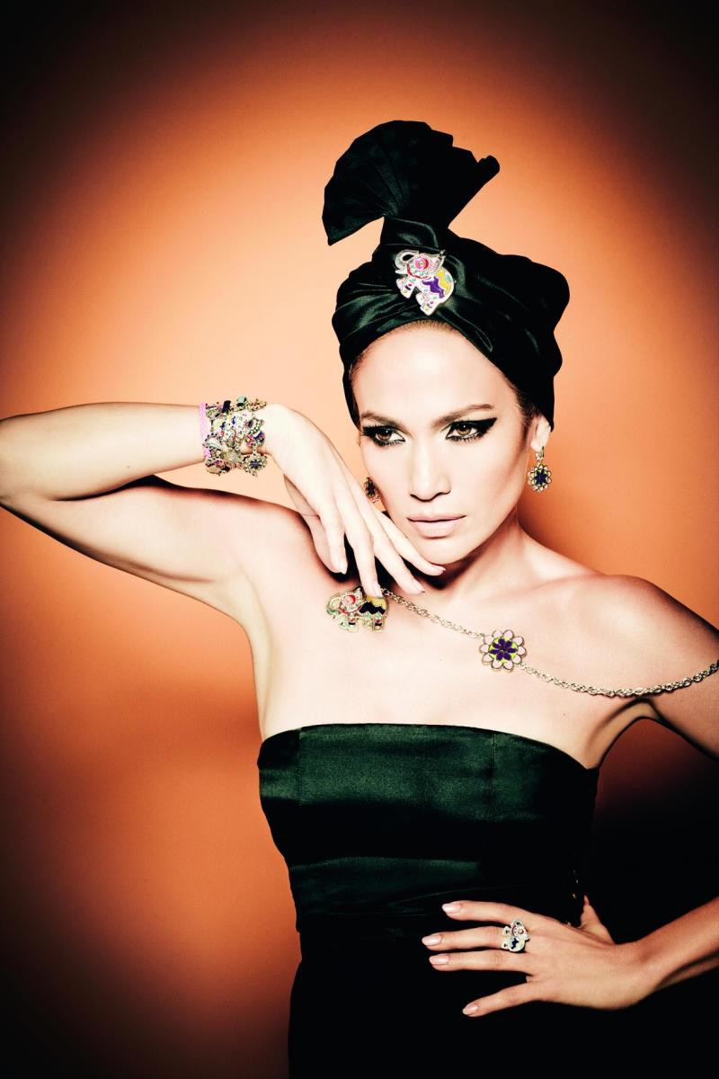 tous5 Jennifer Lopez for TOUS Spring 2011 Campaign by Ellen von Unwerth