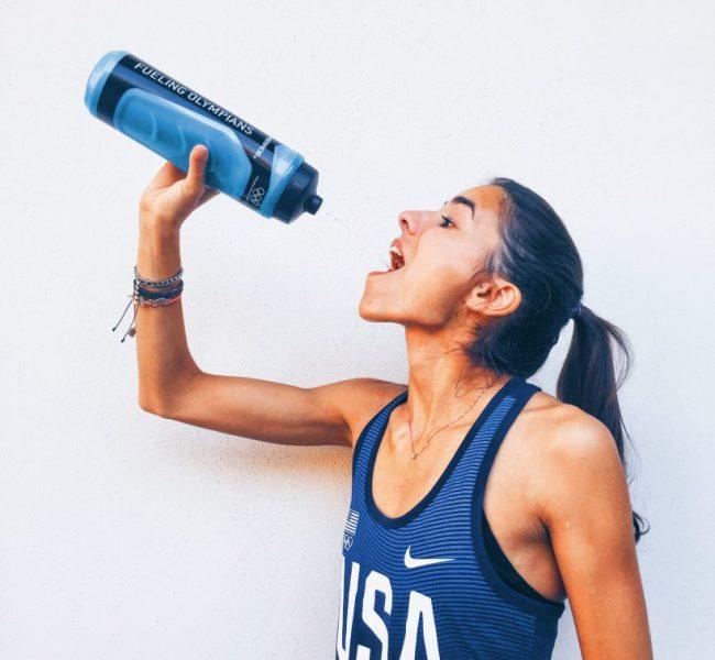 Lisa Migliorini idratazione