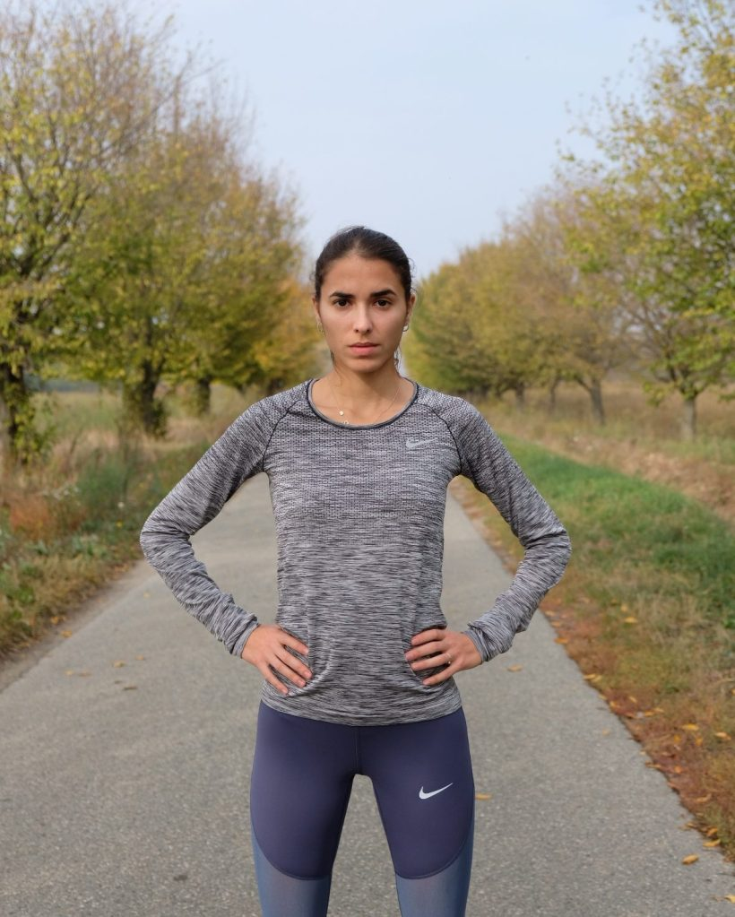 the fashion jogger