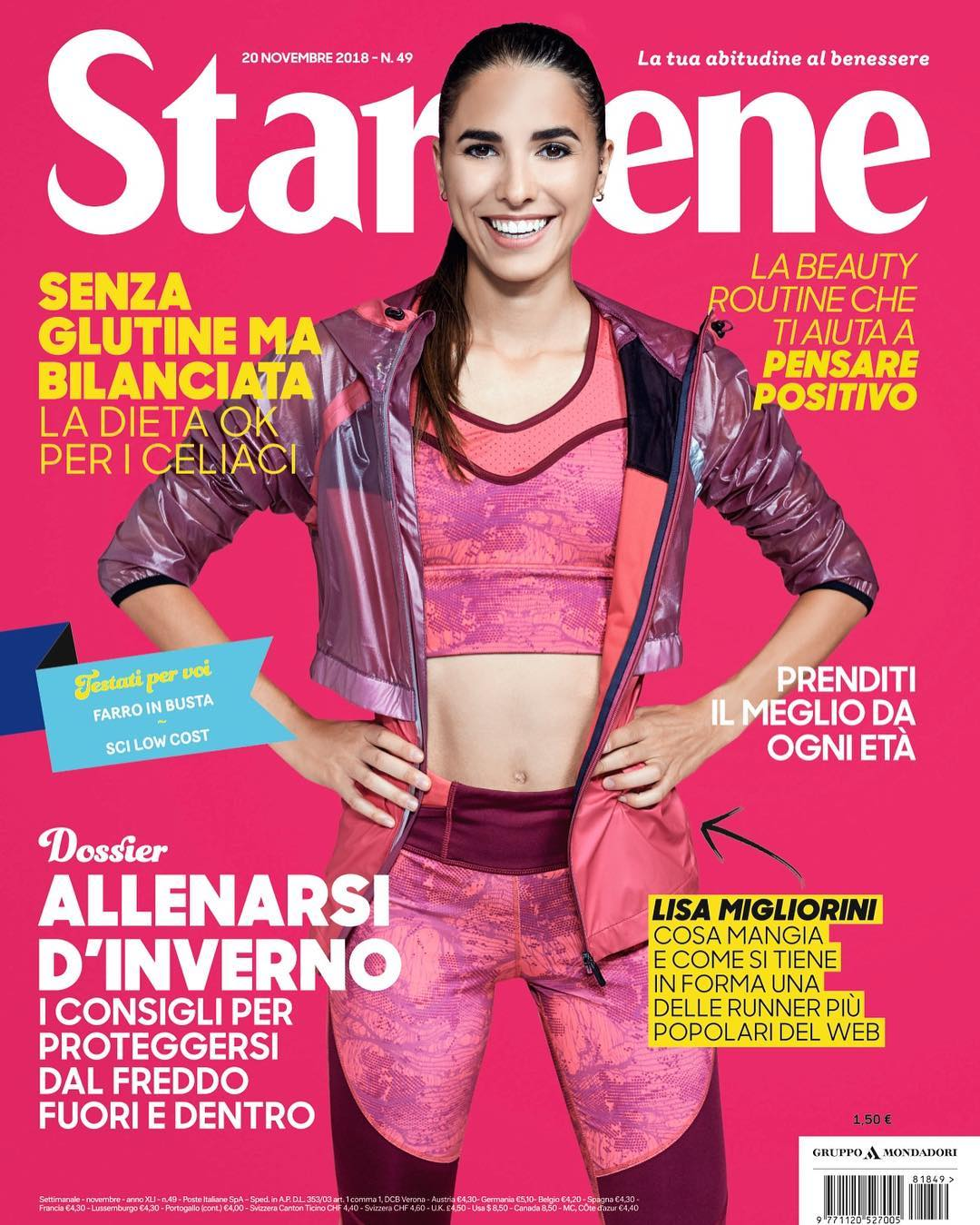 StarBene Lisa Migliorini The Fashion Jogger