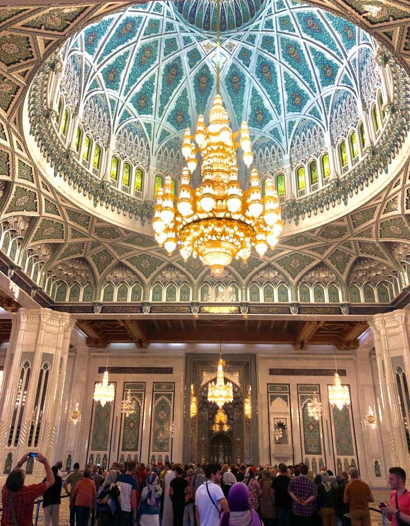 Grande Moschea di Muscat