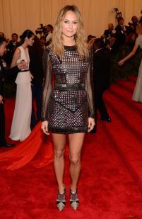 Stacy Kiebler - MET Gala 2013
