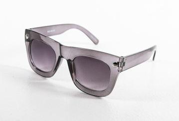 A.OK Conor Sunglasses in Smoke