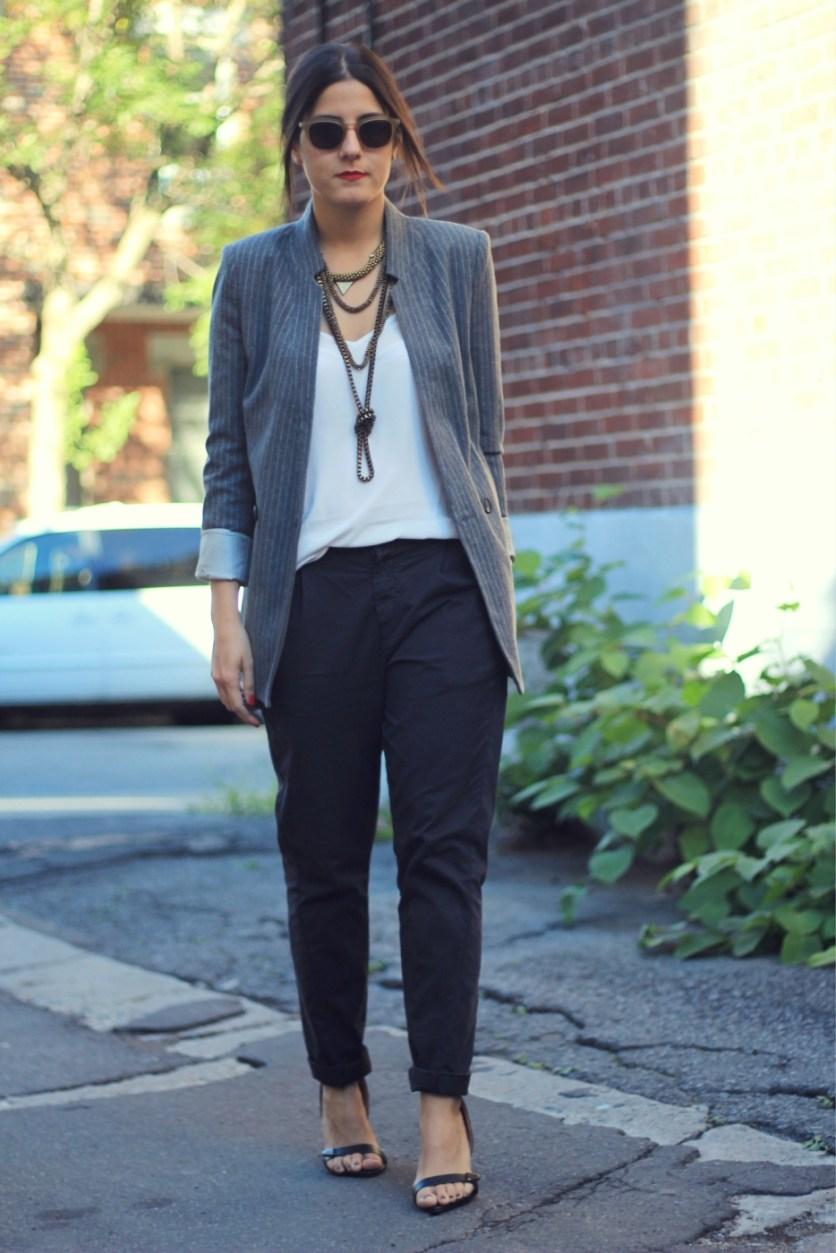 Structured Blazer | The Fashion Medley