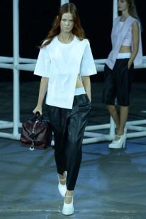 Alexander Wang S/S 2014 | The Fashion Medley