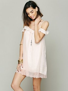 Intimately Free People Off The Shoulder Slip