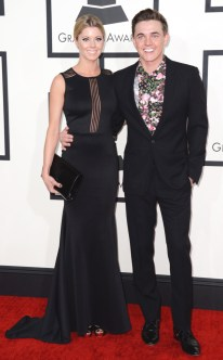 Jesse McCartney & Katie Peterson