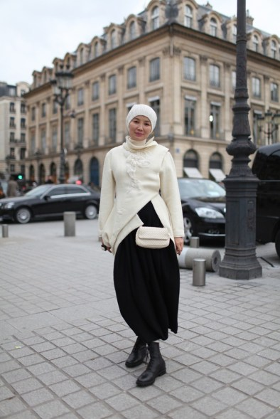 Spring 2014 Couture Paris Street Style43