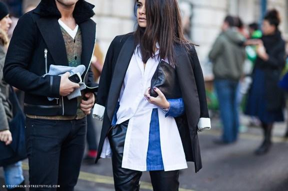 Best of London Fashion Week Streetstyle11