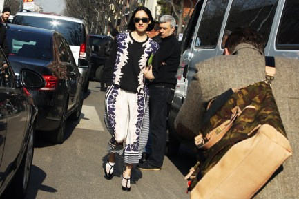 Best of Milan Fashion Week FW014 Street Style4