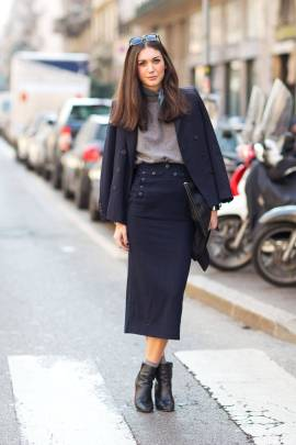 Best of Milan Fashion Week FW014 Street Style49