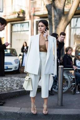 Best of Milan Fashion Week FW014 Street Style60