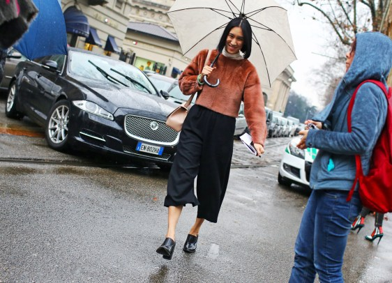 Best of Milan Fashion Week FW014 Street Style65