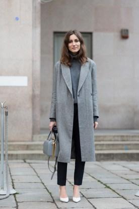 Best of Milan Fashion Week FW014 Street Style68