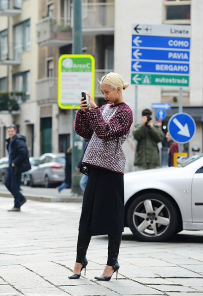 Best of Milan Fashion Week FW014 Street Style9