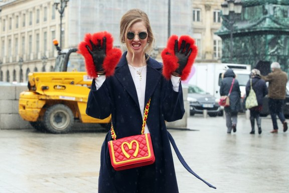 Best of Paris Fashion Week Streetstyle 20