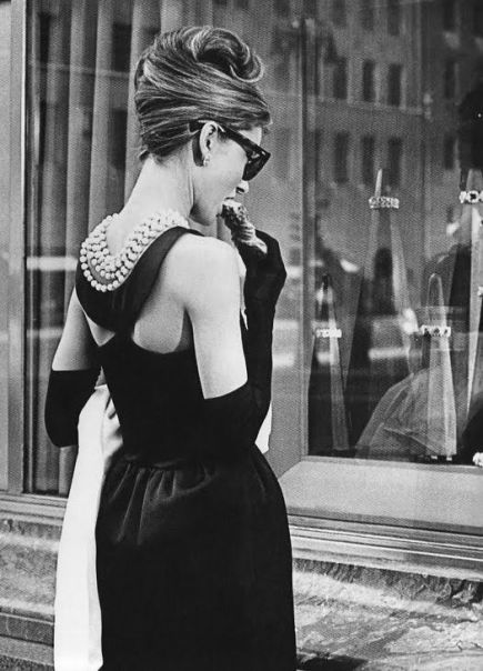breakfast at tiffanys pearl