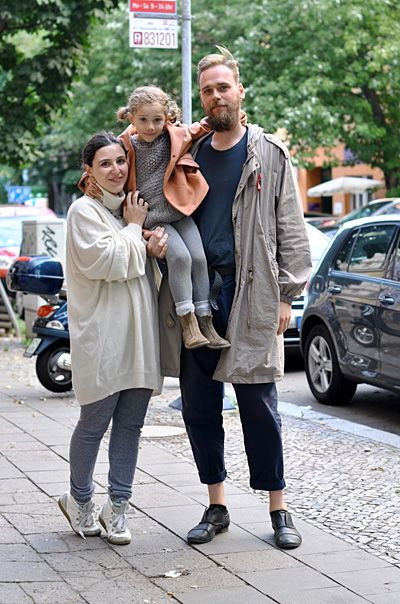 stylish family