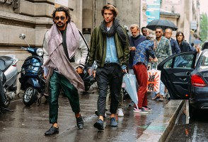 Men's Fashion Week Street Style 13