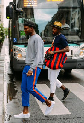 Men's Fashion Week Street Style 14