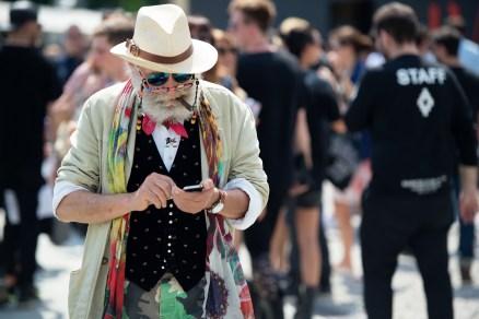 Men's Fashion Week Street Style 26