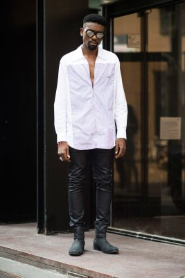 Men's Fashion Week Street Style 6