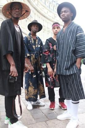 Men's Fashion Week Street Style 64