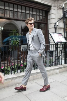 Men's Fashion Week Street Style 66