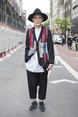 Men's Fashion Week Street Style 70