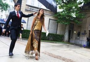 Paris Couture Fashion Week Fall 2014 street style 20