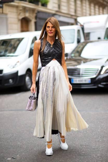 Paris Couture Fashion Week Fall 2014 street style 42