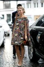 Paris Couture Fashion Week Fall 2014 street style 57
