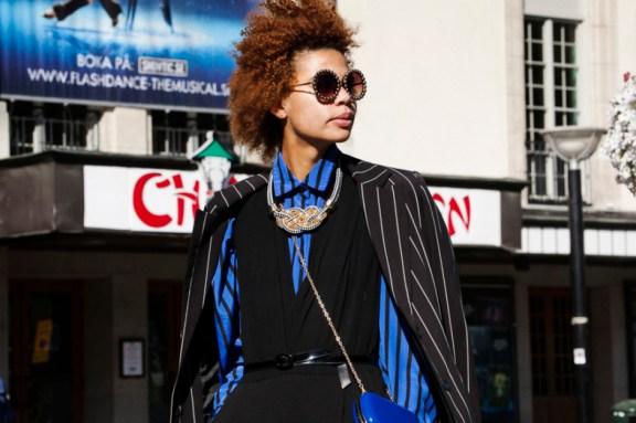 Stockholm Fashion Week Street Style 46