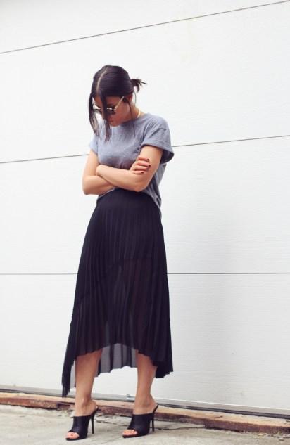 The Fashion Medley | Pretty Pleats