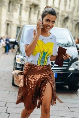 Best of Milan Fashion Week SS2015 Street Style 17