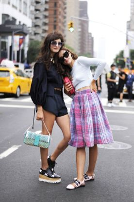 Best of NYFW SS15 Streetstyle 43