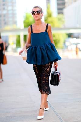 Best of NYFW SS15 Streetstyle 53
