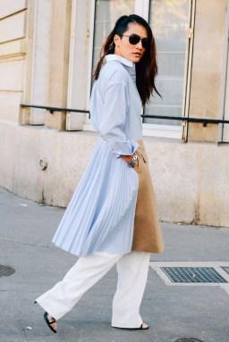 Best of Paris Fashion Week SS15 Street Style 21
