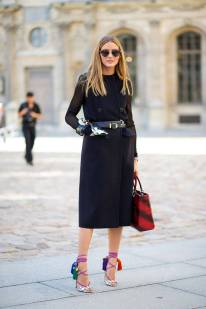 Best of Paris Fashion Week SS15 Street Style 60