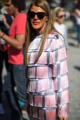 Best of Paris Fashion Week SS15 Street Style 61