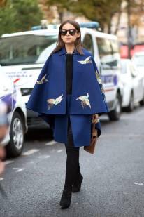 Best of Paris Fashion Week SS15 Street Style 77