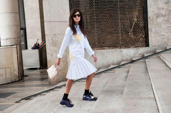 Best of Paris Fashion Week SS15 Street Style 84